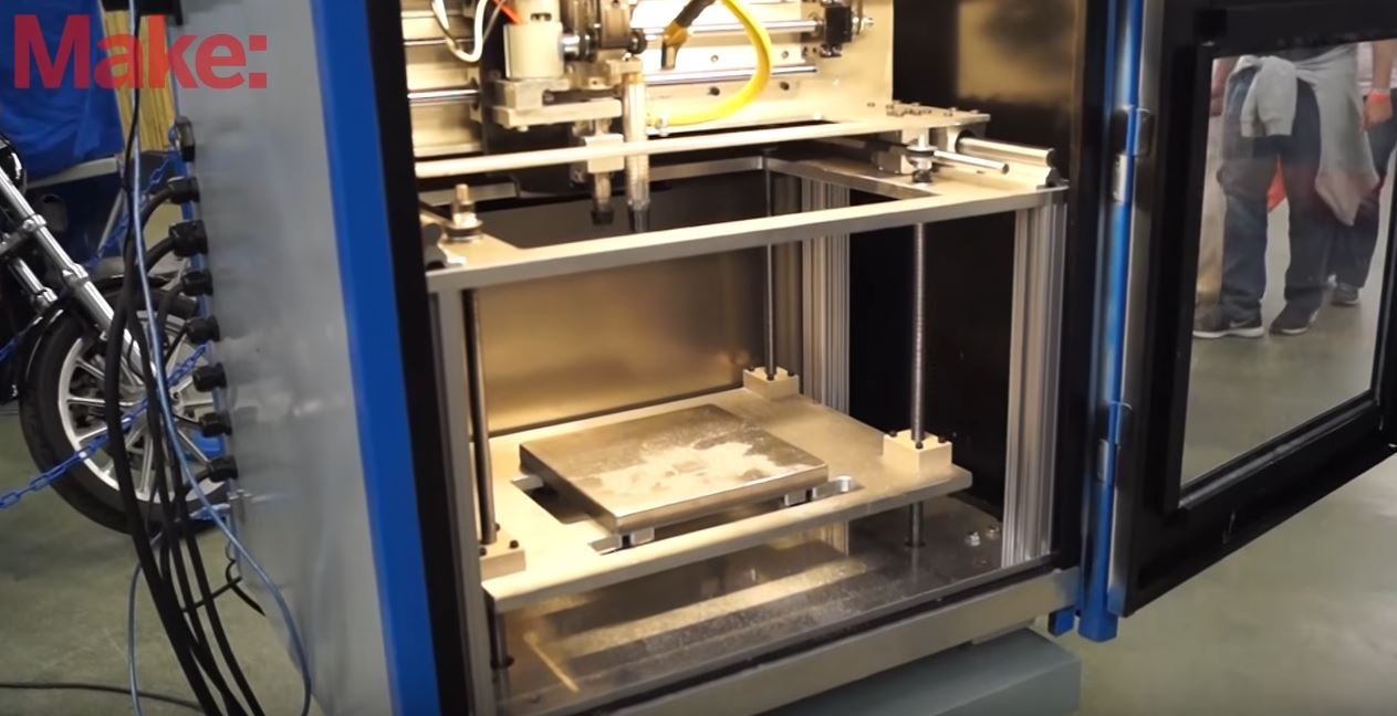 Ability3D Combines a Router and Welder to 3D Print Metal Parts