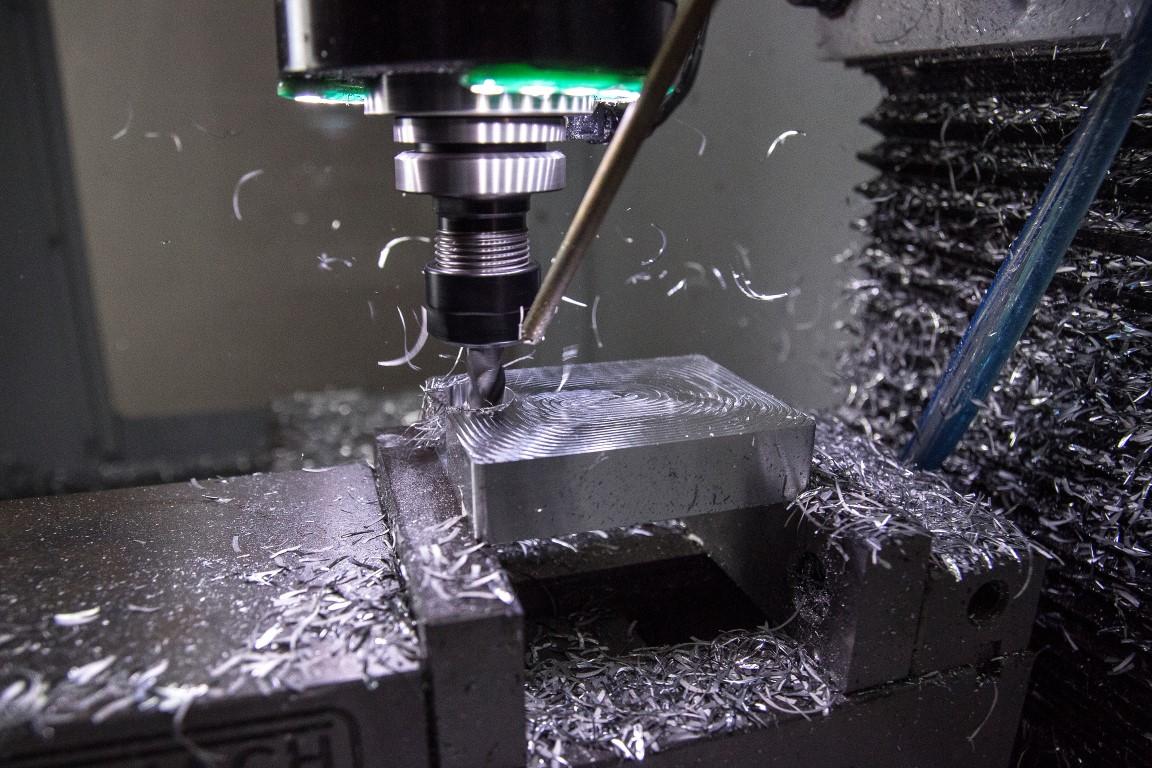 Learn the Lingo: Machining Metal