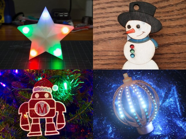 Our DigiFab Holiday Ornament Contest Winner Is…