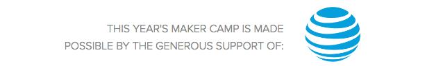 Maker Camp 2016