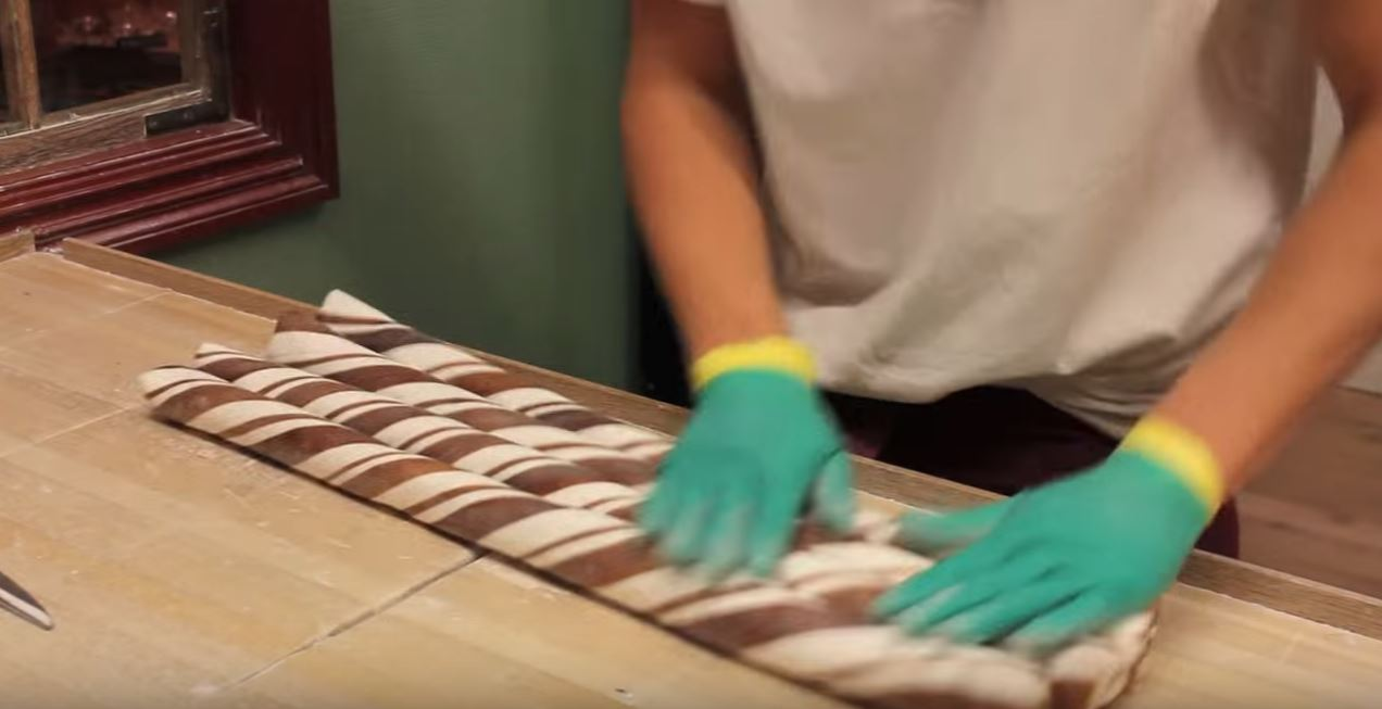 Watch How Delicious Candy Canes Are Made by Hand