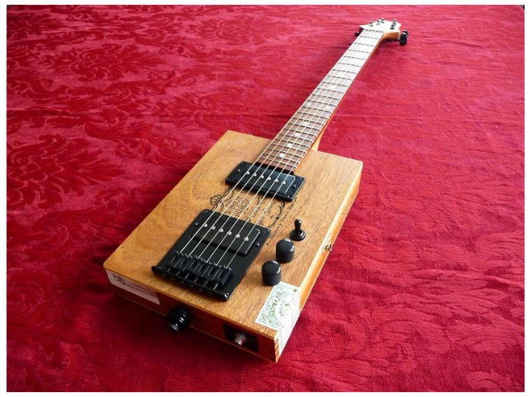 Impressive Archive of Free DIY Musical Instrument Plans