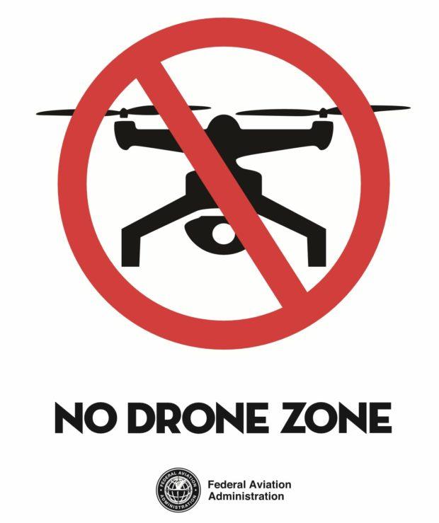 FAA Drone Poster