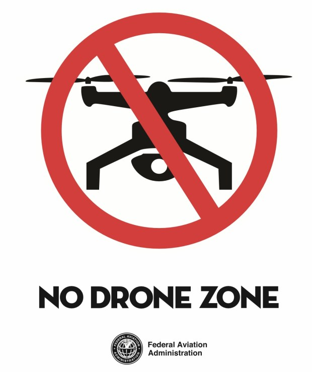 FAA Drone Poster