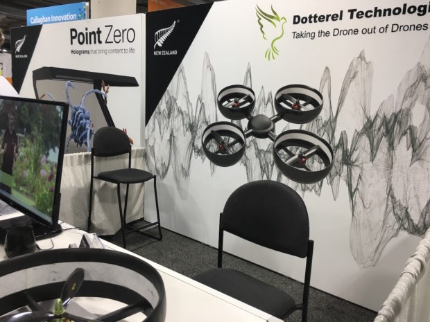 """Dotterel promises to """"take the drone out of drones"""""""