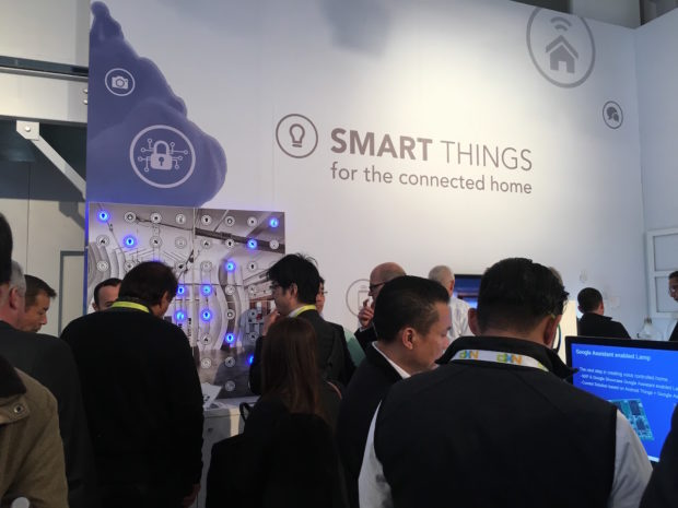 """The whole event was buzzing with """"smart, smart, smart!"""""""