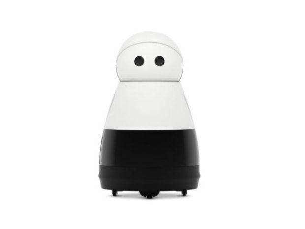 Kuri is a home robot companion from Mayfield Robotics.