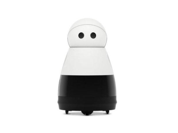 Kuri is a home robot companion from Mayfield Robotics.