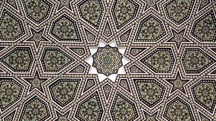 Heirloom Tech: The Inlaid Micro Geometries of Khatam