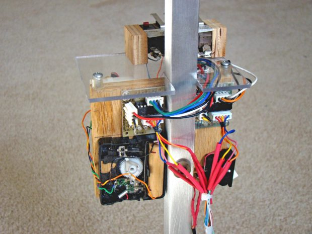 Use Stepper Motors for Unique, Analog-Style Clocks | Make: