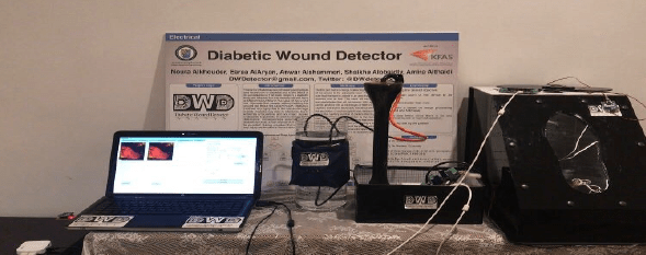 mfw diabetic wound detector