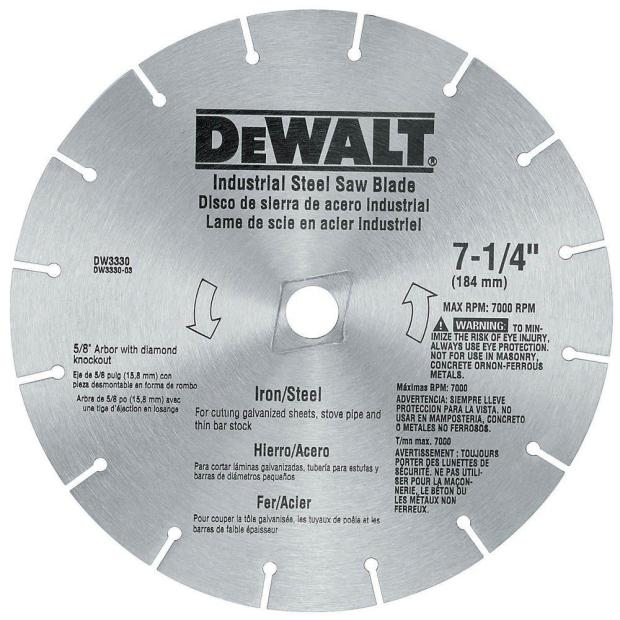 How To Choose The Right Circular Saw Blade Make