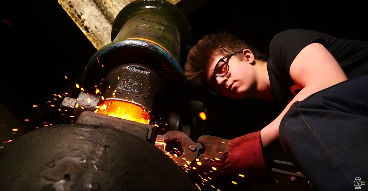Weekend Watch: The Joy of Blacksmithing with Alec Steele