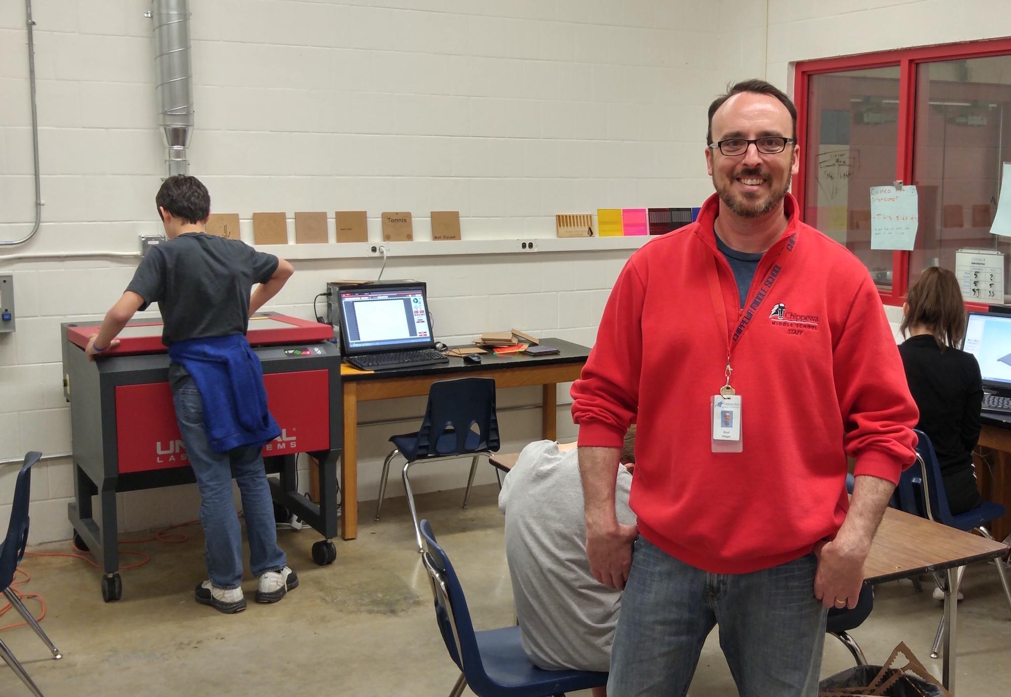 Maker Spotlight: Boyd Weiger