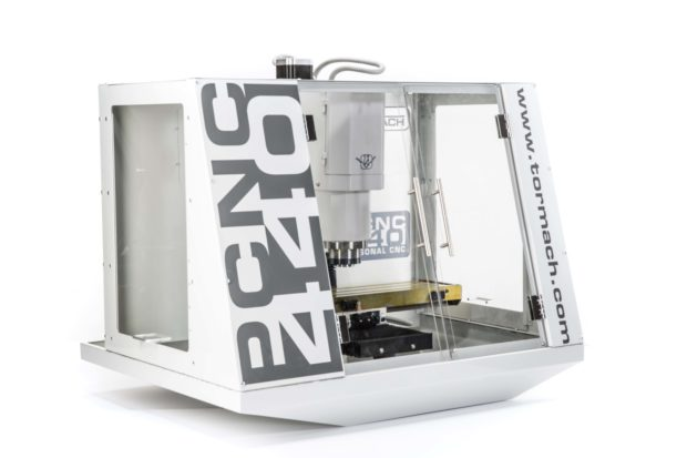 Review: The Tormach PCNC440 Cuts Metal Like Butter   Make: