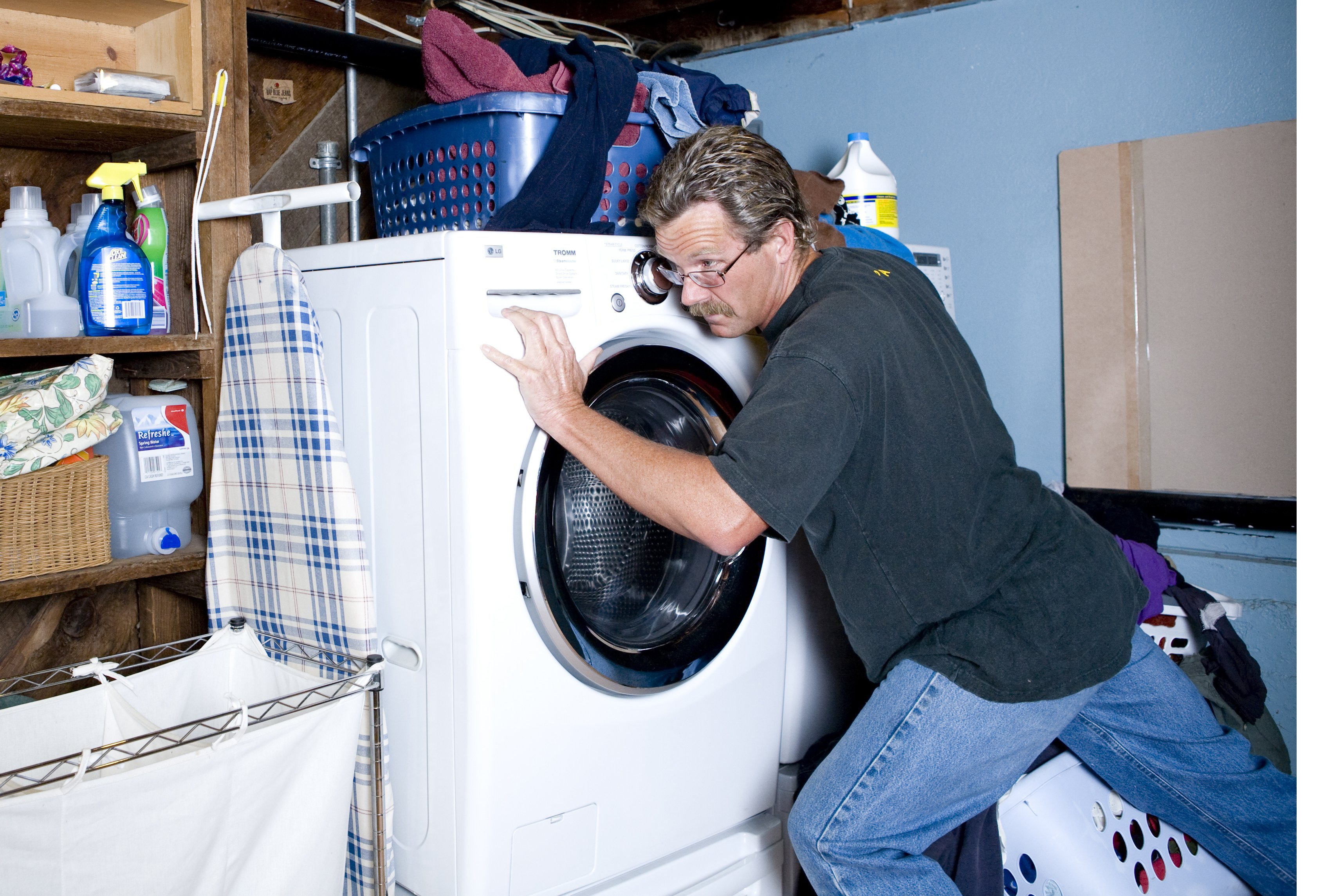 The MakeShift Challenge: Under Siege in a Laundry Room