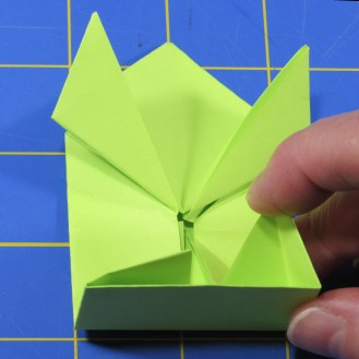 How To Make a Paper Jumping Frog - EASY Origami - YouTube | 329x329