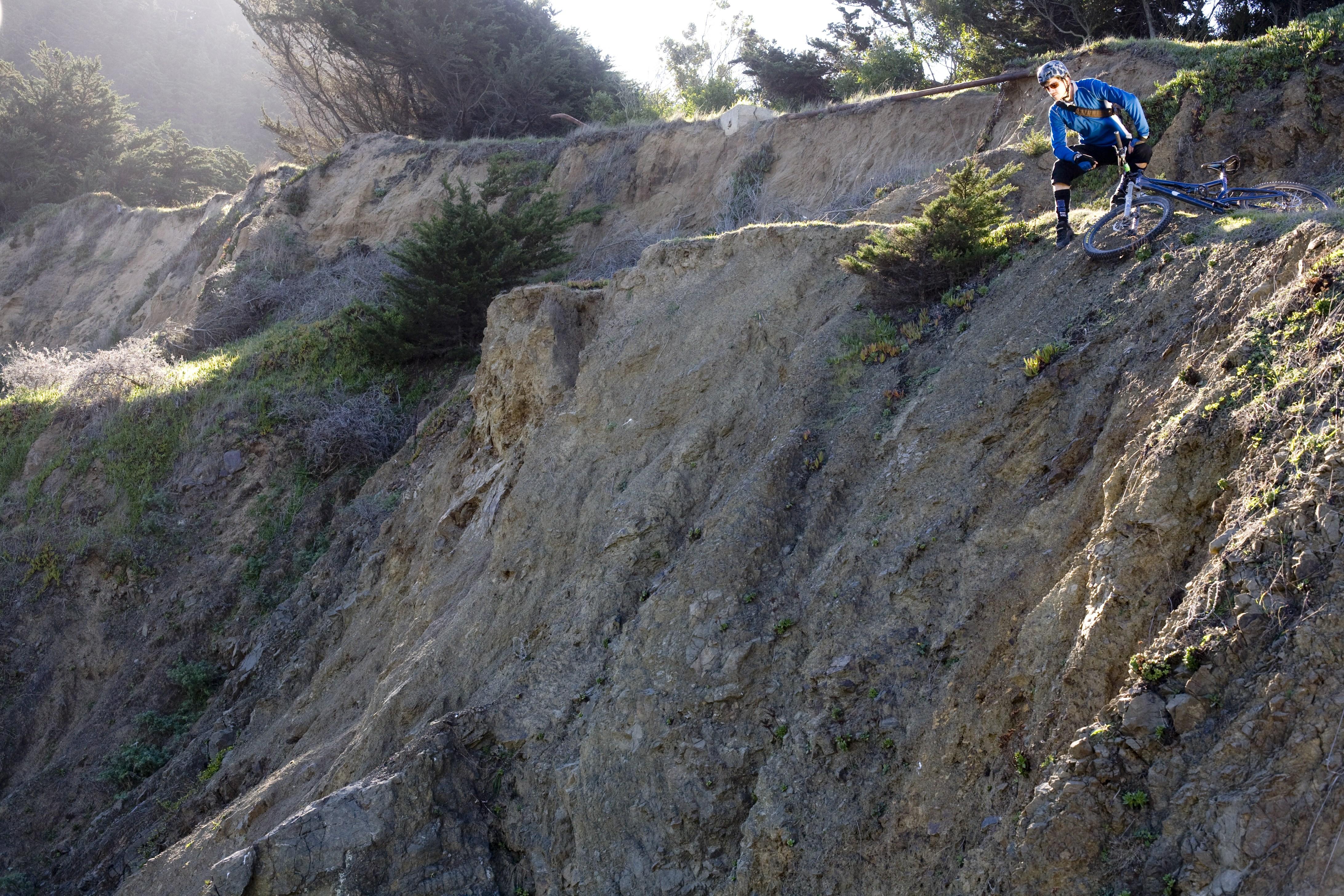 The MakeShift Challenge: Mountain Bike Rescue