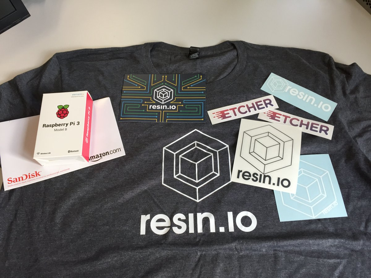 Resin.io Makes It Easy to Program All Your Smart Devices at Once