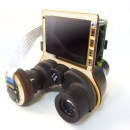 Take Photos Through These Raspberry Pi Powered Binoculars