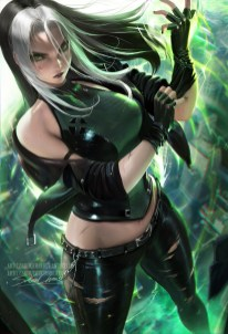 Rogue is one of my favorite heroines and my absolute favorite when it comes to the X-Men