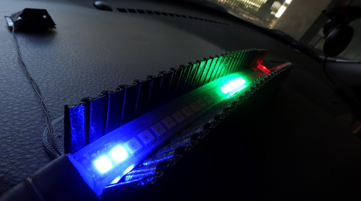 Hack Your Car Into The Future With An Led Heads Up Display Make This Is A Easy To Build Lamp Circuit For Learning And Building Article Featured Image