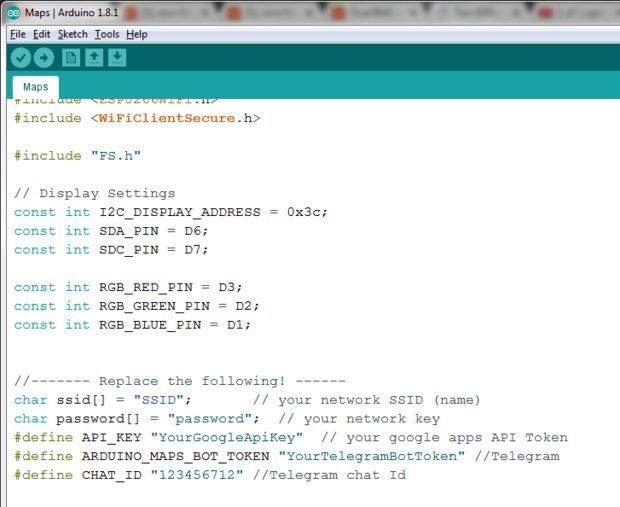 Arduino-Neopixel Traffic Map | Make: