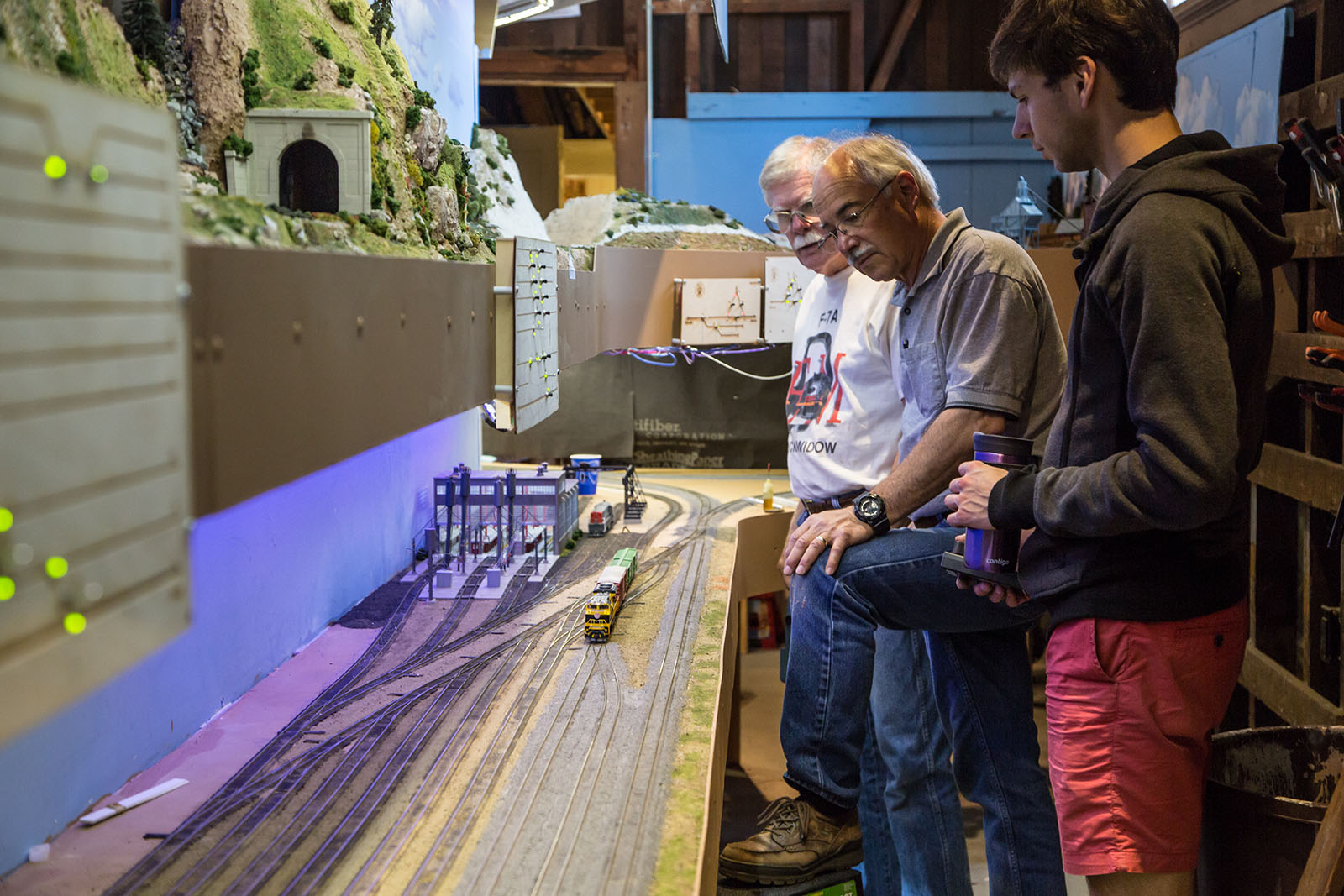 Explore the Multifaceted, Century-Old World of Model Railroads