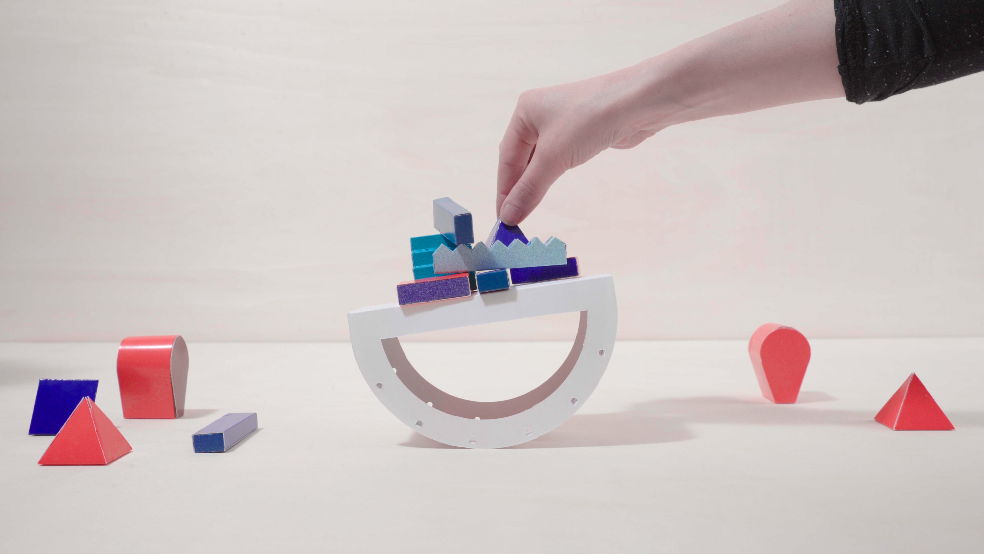 Papier Machine Combines Paper Circuits and Mechanics in Delightfully Pastel Videos