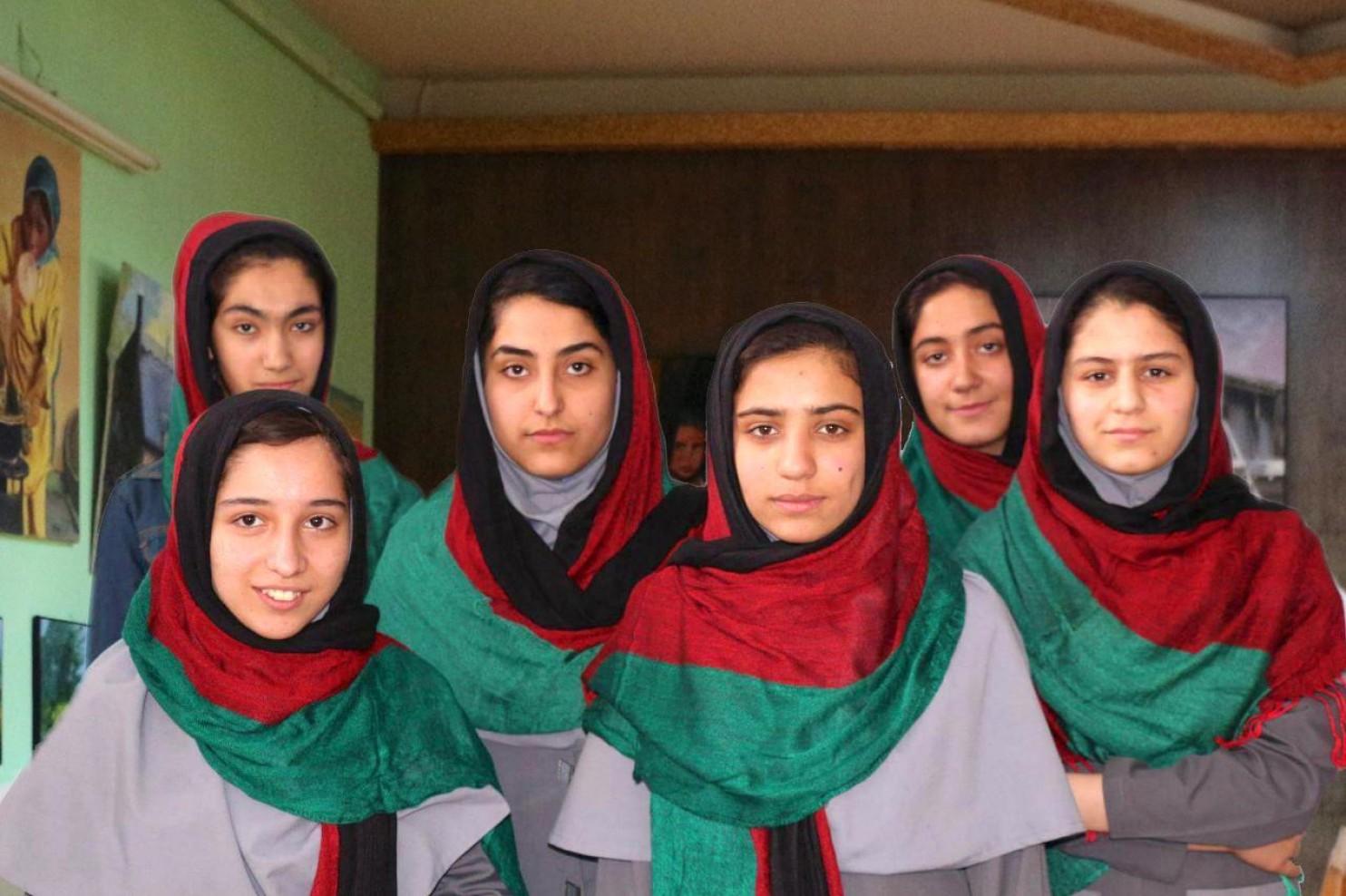 Visas Approved for Afghan All Girls Robotics Team