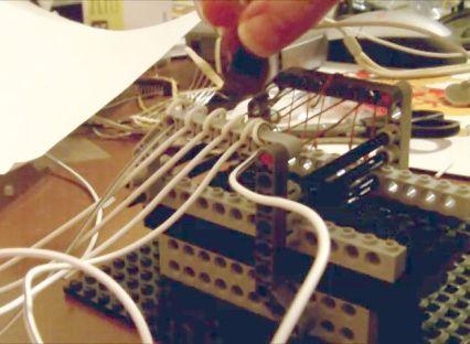 arduino-strummer-instrument-trigger