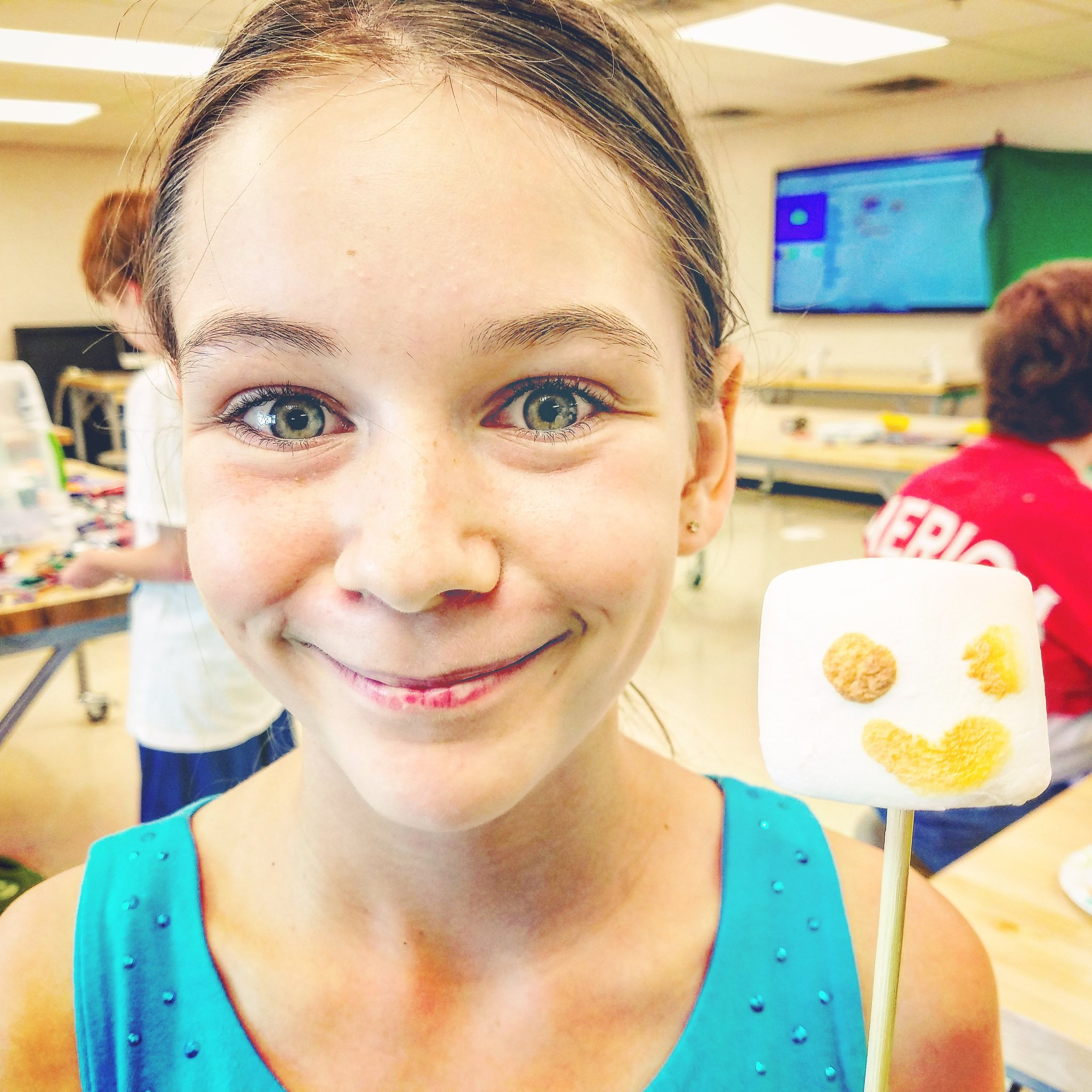 Check Out What the Maker Camp Community Is Building