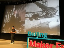 Standout presentation by 14 year old rocketry maker Pony (his English name)