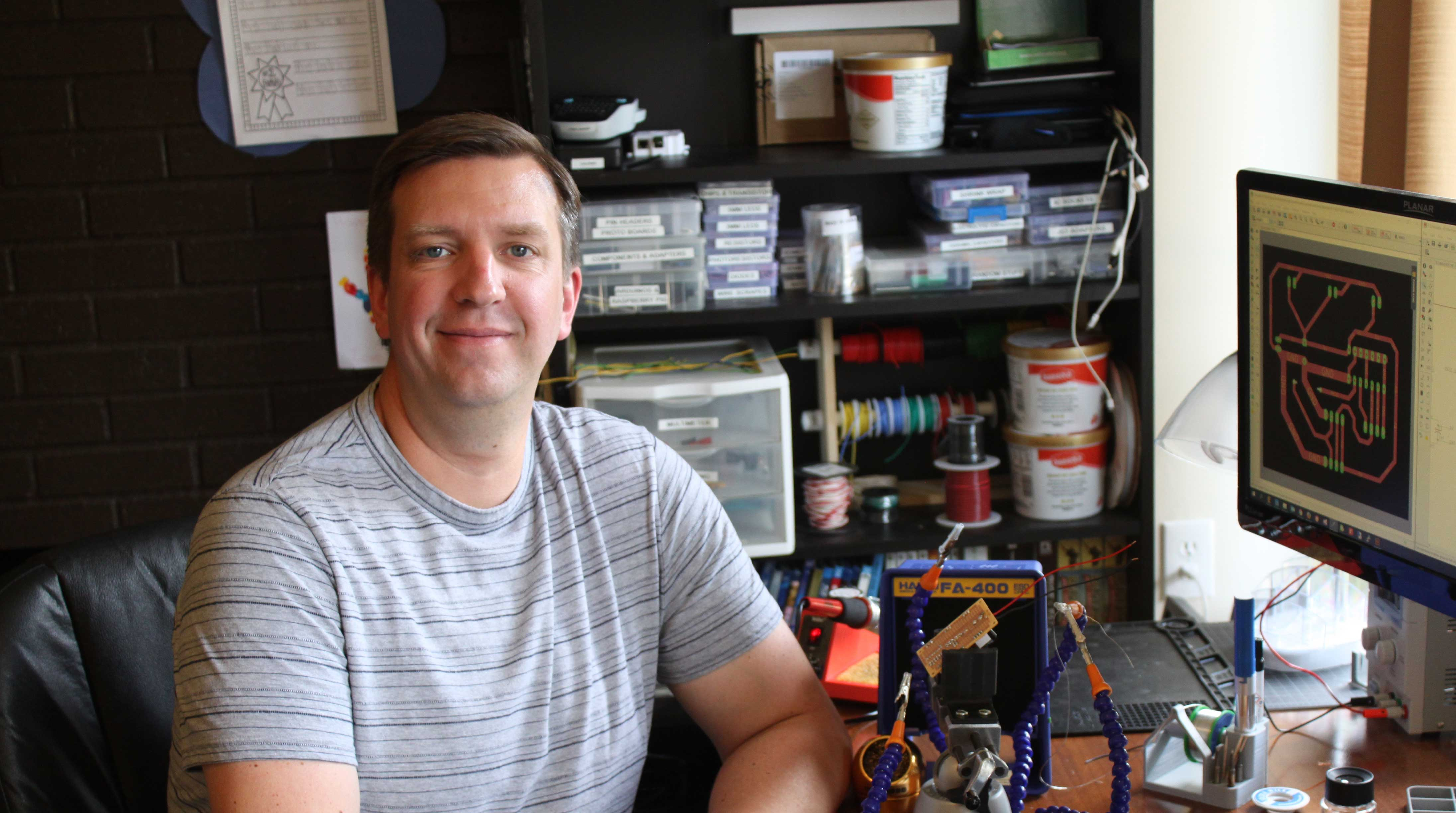 Maker Spotlight: Jason Childress