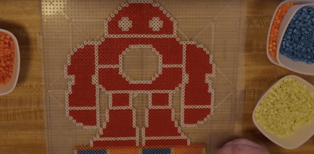 This Week in Making: Musical Lightning, Makey Pixel Art, and More