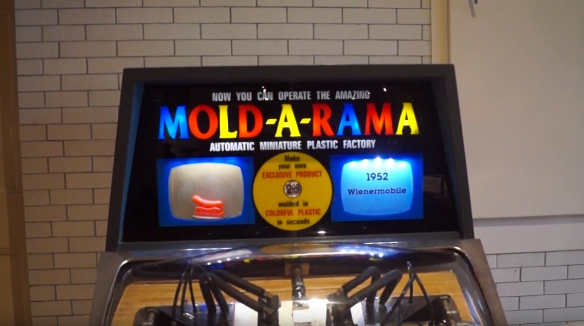 The Retro-Industrial Wonders of the Mold-A-Rama