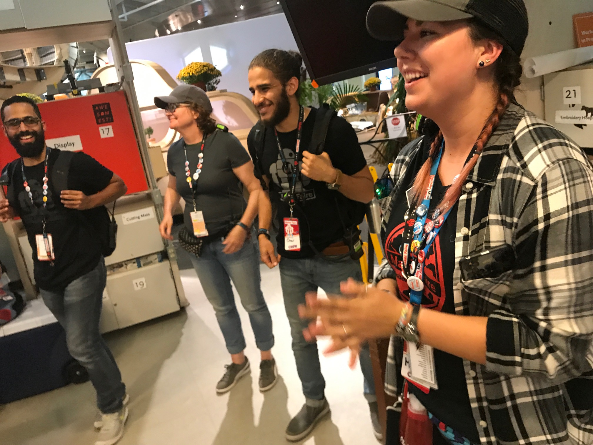 Maker Faire Producers from Across the Globe Convene at Maker Faire New York 2017