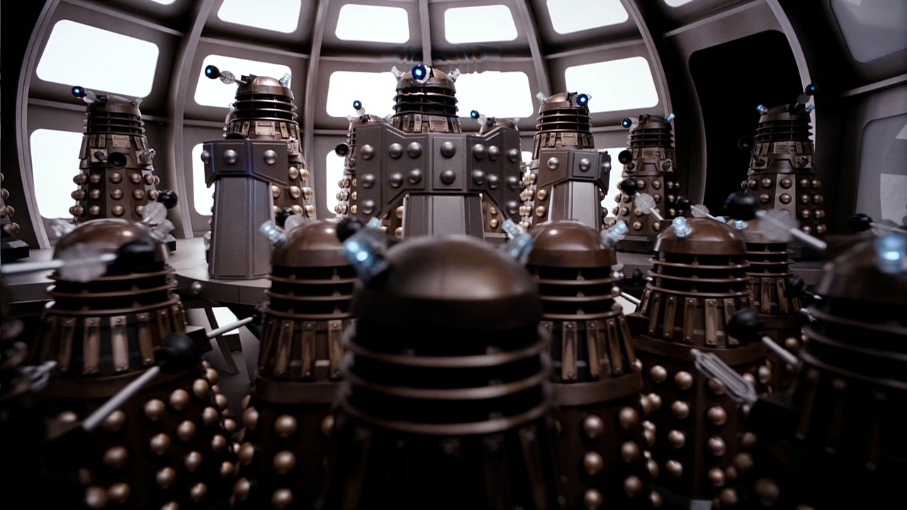 Maker Faire Milwaukee Attempts to Set World Record for Largest Gathering of Daleks
