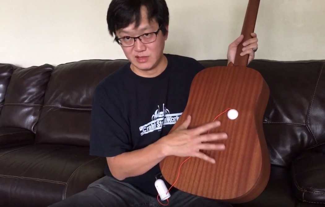 Quick Tip: Make a Guitar Practice Amp for Under