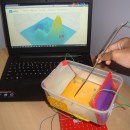 Use Water to Track a Stylus in 3D Space
