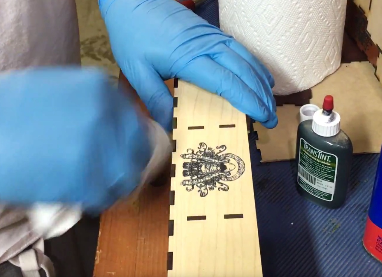 Tips of the Week: Adding Color to Engravings, Marking Holes with Magnets, and the Value of Keeping Your Mistakes