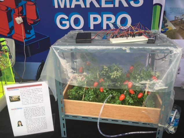 Makers Go Pro Project