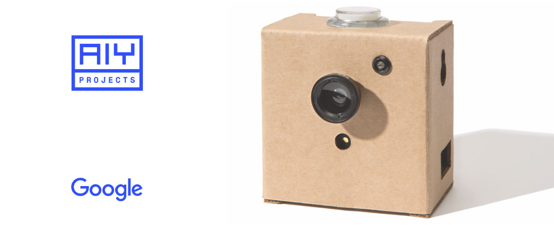 Google's new AIY Vision Kit Lets You Build And Hack Your Own Intelligent Pi-Powered Camera