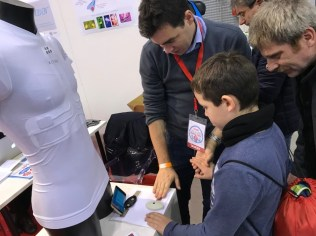 Sensor-embedded swim suit to track performance data