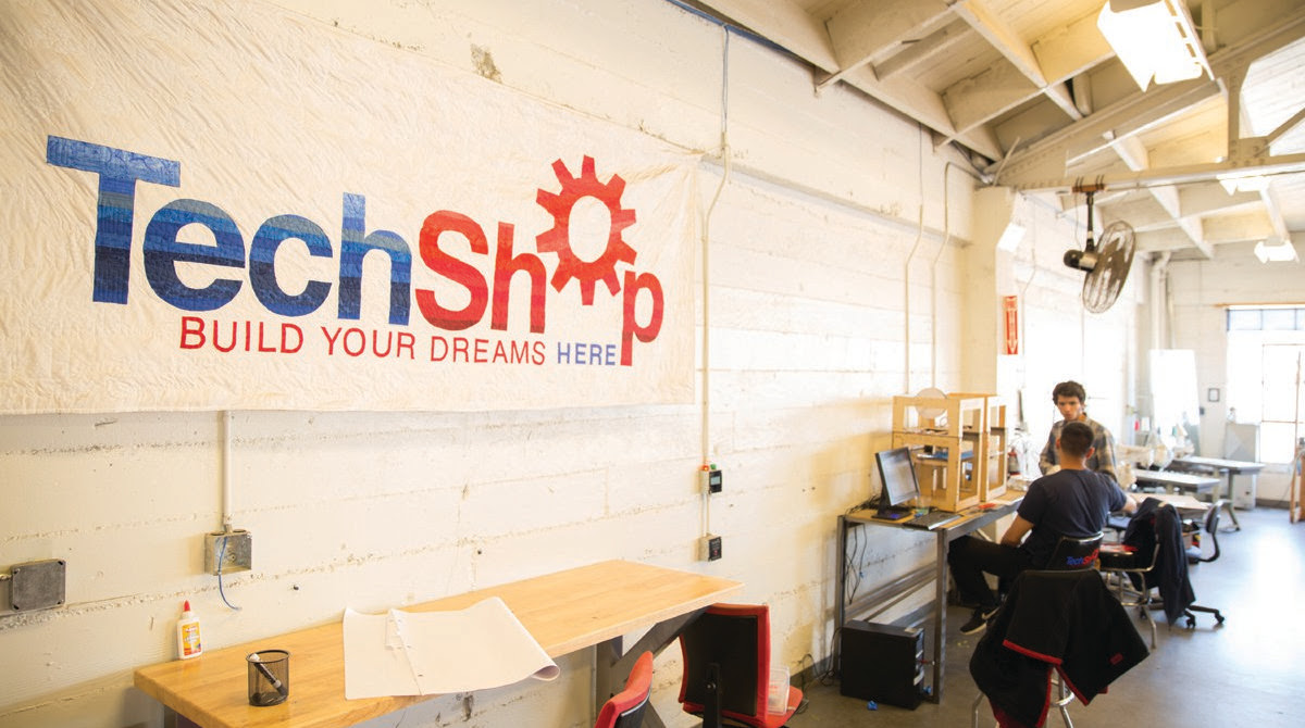 Maker Pro News: TechShop to Reopen, Custom Printed Shoes, Maker Faire Shenzhen and More