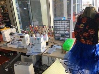 Sewing Makerspace in Central Library 2
