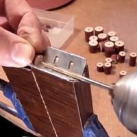 Make Your Own Dremel Tool Sanding Drums