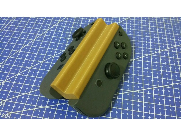 This 3D Printed Adapter Makes Nintendo's Switch Controllers More Accessible