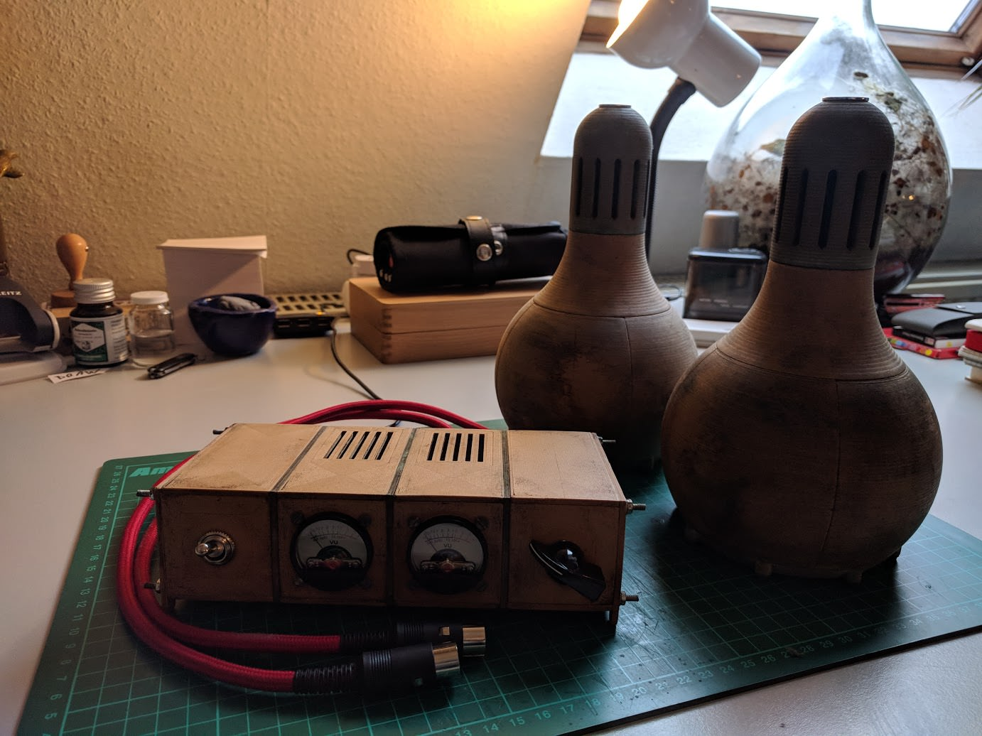 This Week in Making: Build Your Own Speakers, Construct a Lightsaber, and More