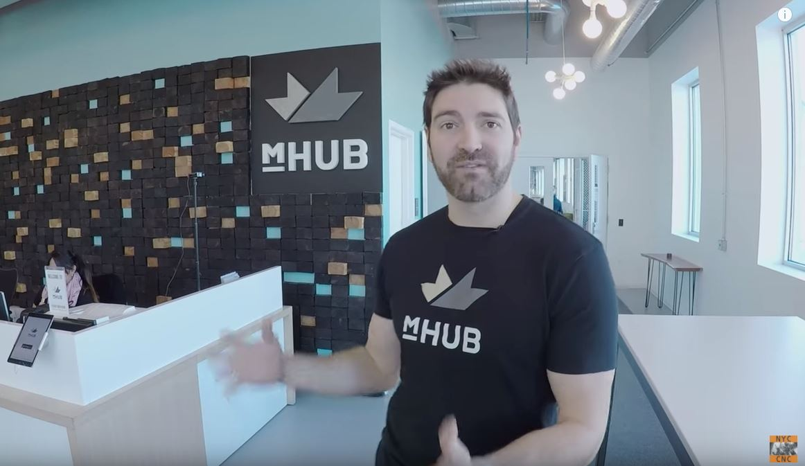 Watch an Extensive Tour of mHub Chicago